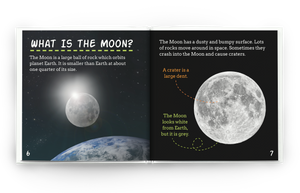 The Moon Childrens book