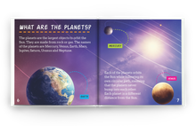 Load image into Gallery viewer, The Planets Childrens book