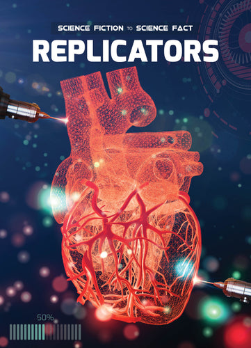 Replicators Childrens book 9781912171064
