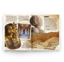 Load image into Gallery viewer, Surviving the Rise of the Mummies Childrens book