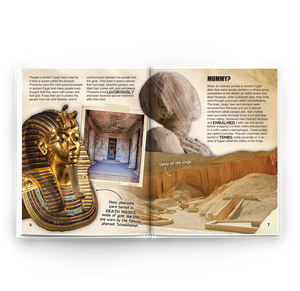 Surviving the Rise of the Mummies Childrens book