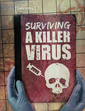 Load image into Gallery viewer, Surviving a Killer Virus Childrens book 9781912171002