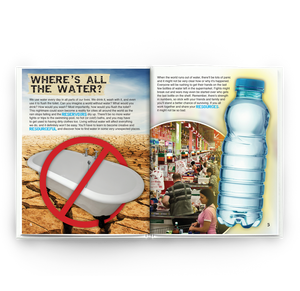 Surviving in a World Without Water Childrens book