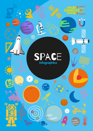 Space Childrens book 9781912171378