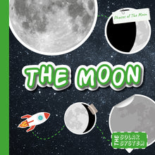 Load image into Gallery viewer, The Moon Childrens book 9781912171736