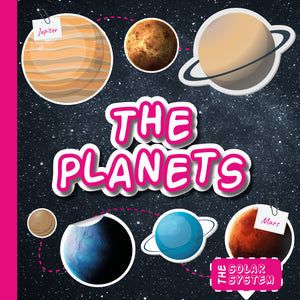 The Planets Childrens book 9781912171743