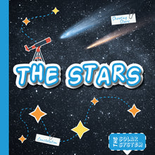Load image into Gallery viewer, The Stars Childrens book 9781912171750