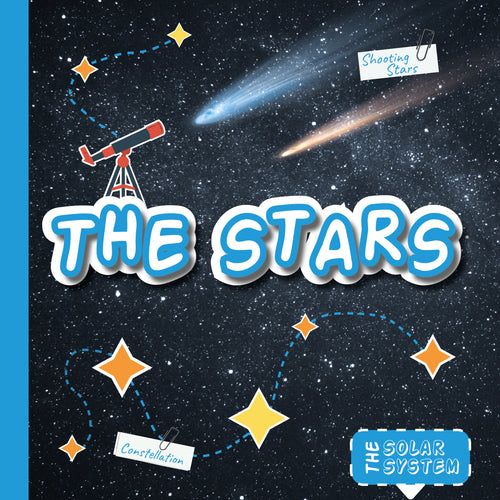 The Stars Childrens book 9781912171750
