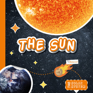 The Sun Childrens book 9781912171729