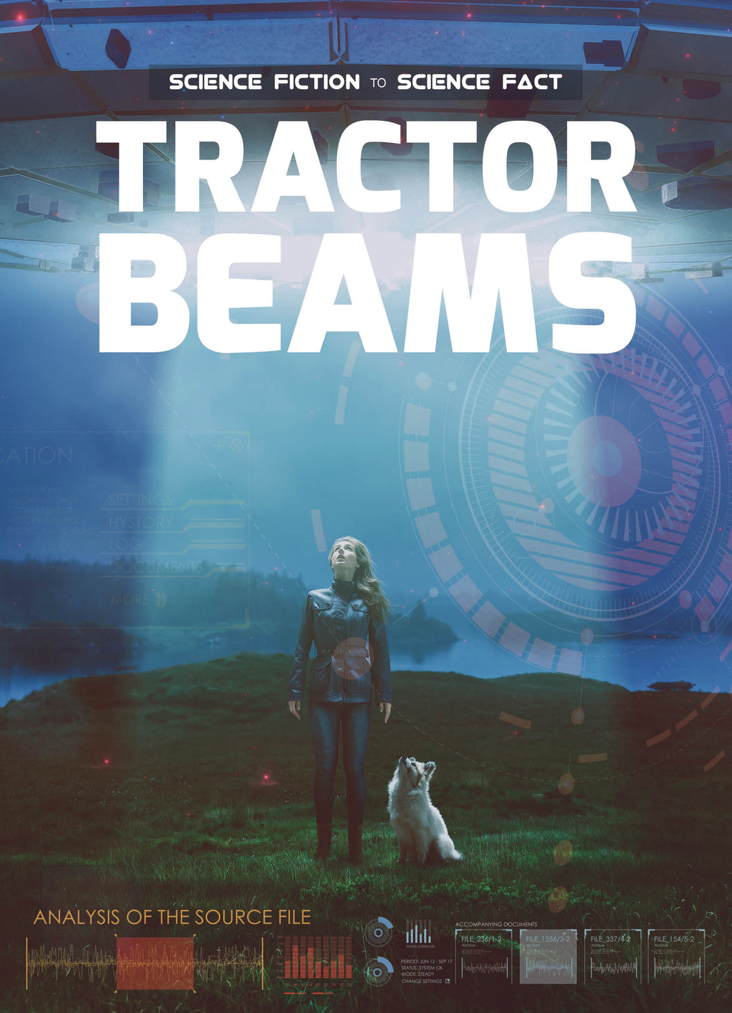 Tractor Beams Childrens book 9781912171101