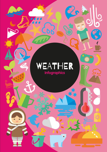 Weather Childrens book 9781912171392