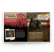 Load image into Gallery viewer, Surviving a Zombie Apocalypse Childrens book
