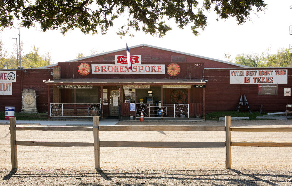 Austin Traditions: The Broken Spoke