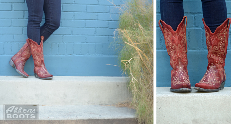 10 Boots That Prove Red is the New Natural
