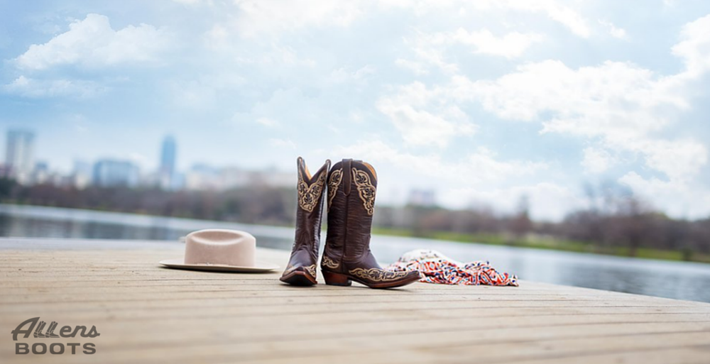 Our Favorite Go-With-Anything Cowgirl Boot