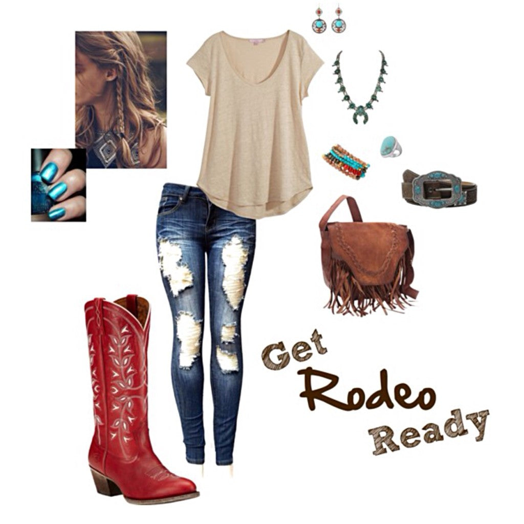 Are You Rodeo Ready? Here's How to Dress the Part!