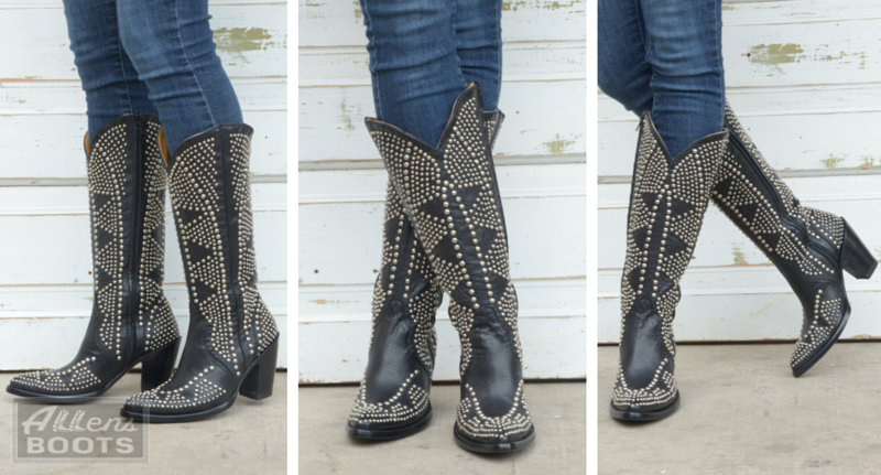 Boot Lust: Old Gringo Fatale