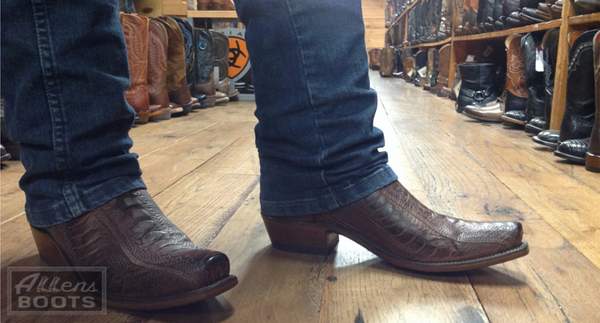 a97b0ae52e3 6 Common Cowboy Boot Leathers: The Pros & Cons You Need To Know ...