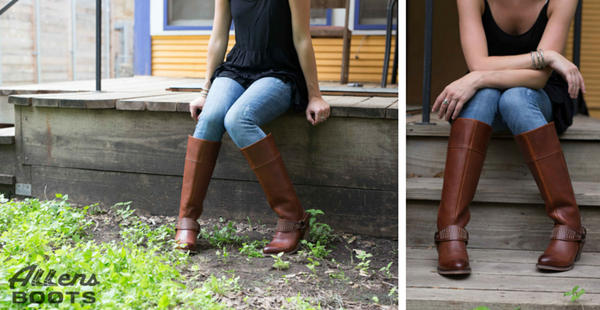 5 Ways to Wear Cowgirl Boots \u2013 Allens Boots