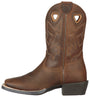 Kid's Ariat Charger Boots Brown #10010910