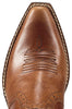 Kid's Ariat X Toe Boots Cedar #10010912