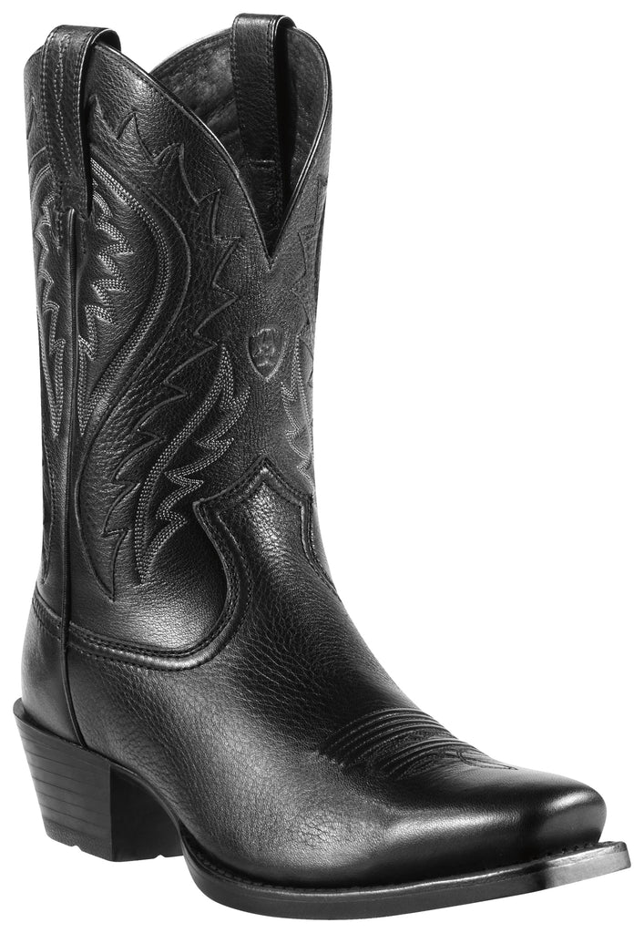 Men's Ariat Legend Black #10010938 view 1