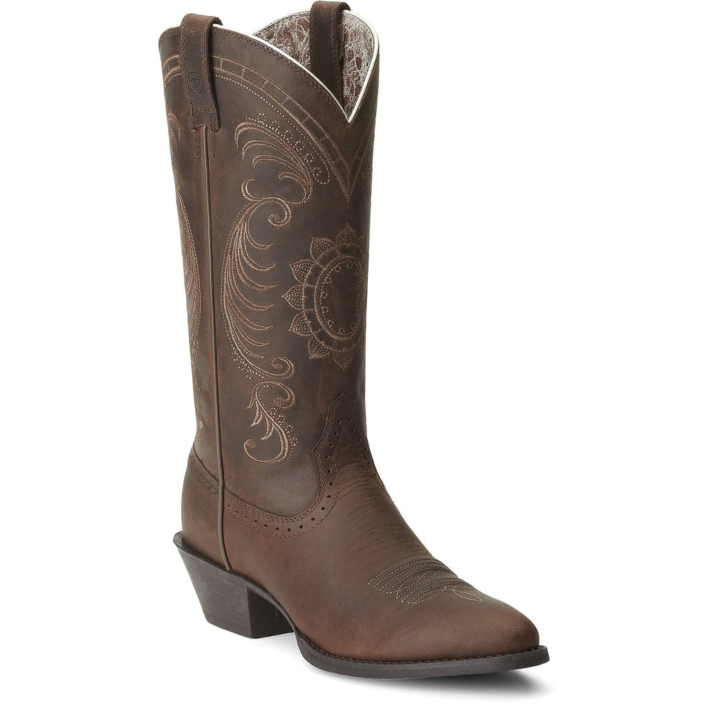 Women's Ariat Magnolia Brown #10010970 view 1