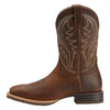 Men's Ariat Hybrid Rancher Brown Oiled Rowdy Boots #10014070
