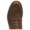 Men's Ariat Lookout Boots Earth/Stone Suede #10014153