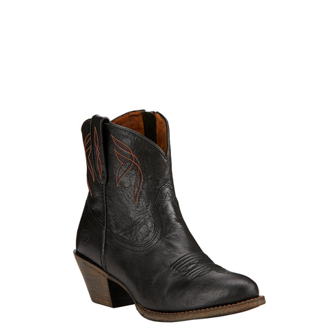 Women's Ariat Boots Darlin Old Black #10017325
