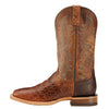 Men's Ariat Boots Cowhand Adobe Clay/Taupe #10017381