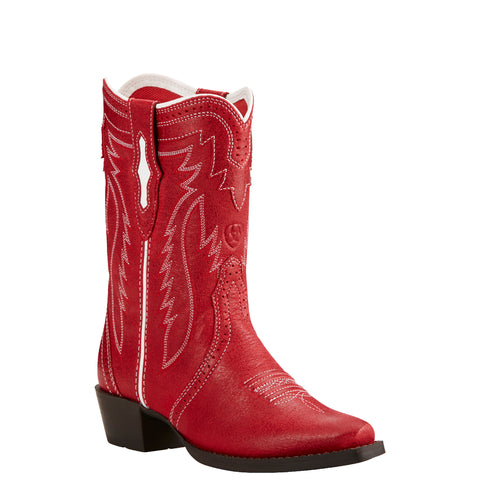 Kid's Ariat Boots Calamity Red Ryder #10018644
