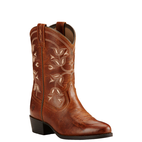 Kid's Ariat Boots Desert Holly Coyote Brown #10018647