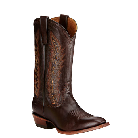 Men's Ariat Boots High Roller Bittersweet Chocolate #10019875