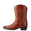 Kid's Ariat Boots Brooklyn Two Tone Tan #10019916