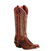 Women's Ariat Boots Derby Crackled Cafe #10019936