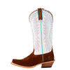 Women's Ariat Boots Derby Rough Mustang #10019937