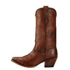 Women's Ariat Boots Josefina Natural Distressed Brown #10019979