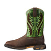 Men's Ariat Boots Workhog Venttek Composite Toe #10020084