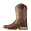 Kid's Ariat Cowhand Western Boot Tan #10021595