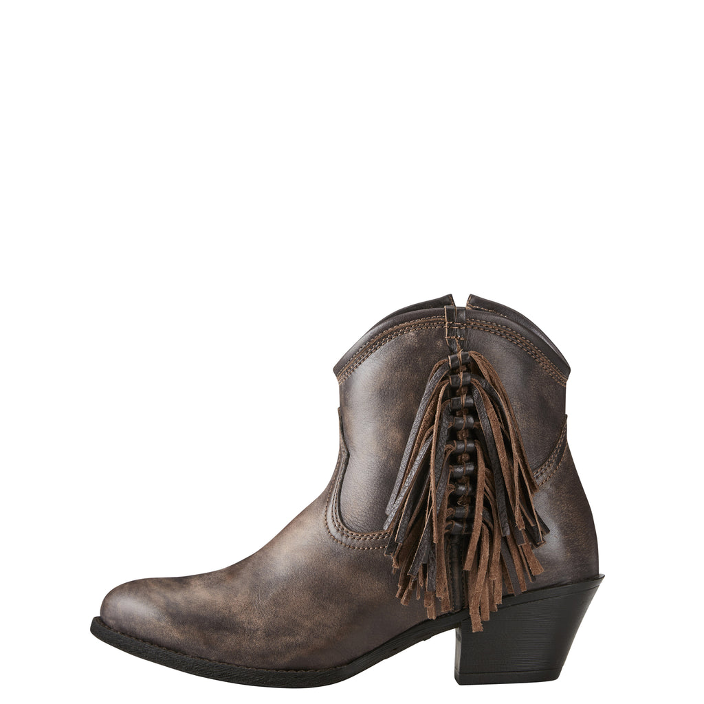 Women's Ariat Duchess Tack Room Chocolate Boots #10021631 view 2