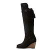 Women's Ariat Knoxville Black Boots #10021654