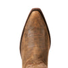 Women's Ariat Diamante Natural Brown Boots #10021660