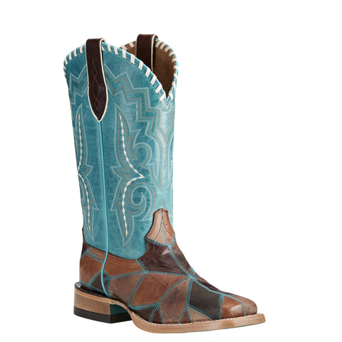 Women's Ariat Reese Shades of Brown Boots #10021669