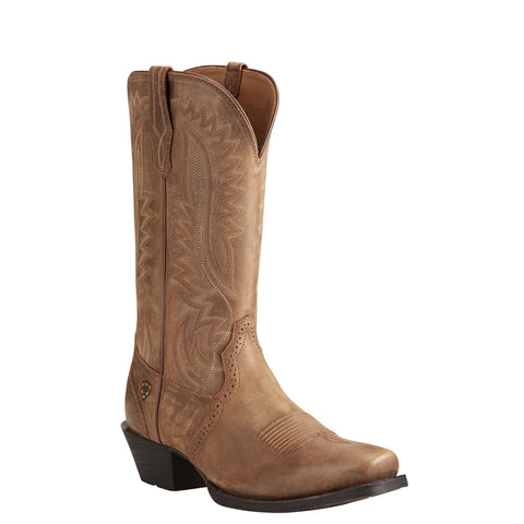 Men's Ariat Boots Downtown Legend Tawny Brown #10021708