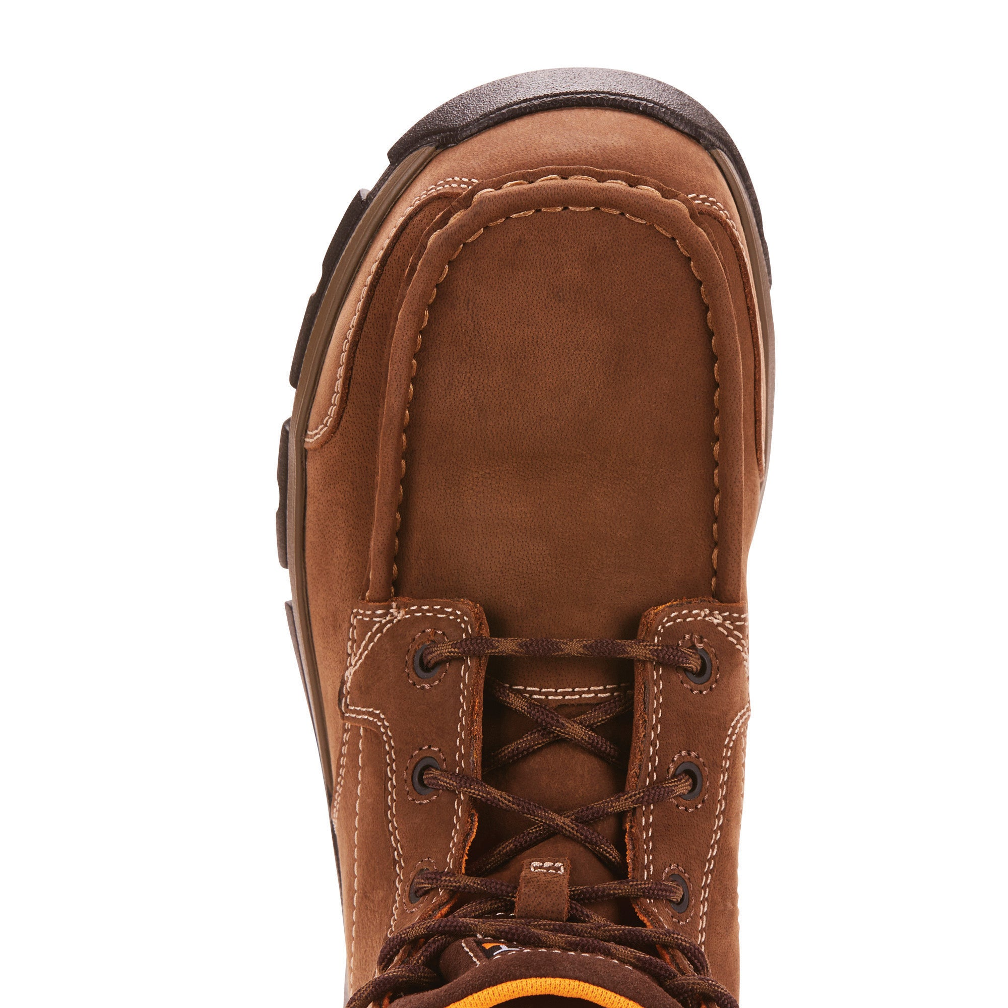9d2af0abac2 Men's Ariat Edge LTE Chukka Composite Toe Work Boot Brown #10024951 ...