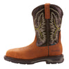Men's Ariat WorkHog XT Waterproof Carbon Toe Work Boot Brown #10024966