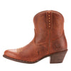 Women's Ariat Western Ankle Boot Sassy Brown #10025103