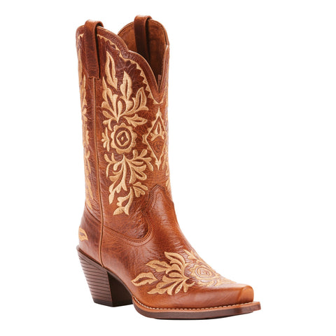 Women's Ariat Harper Western Boot Brown #10025112