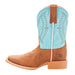 Kid's Ariat Bristo Western Boot Tan #10025167 view 2